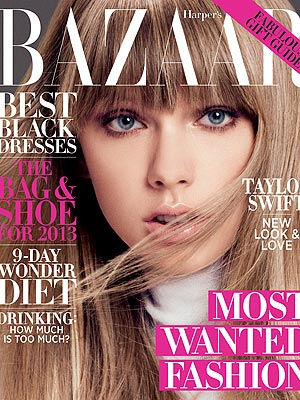 Taylor Swift on Harper&#39;s Bazaar: Talks Toxic Love