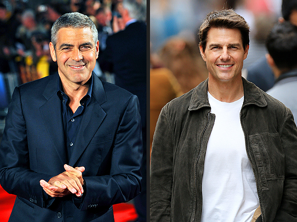 Tom Cruise & George Clooney Sign On to Sci-Fi Films &