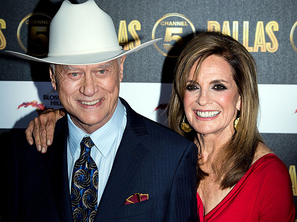 Larry Hagman Dies: Linda Gray Speaks About Dallas Costar
