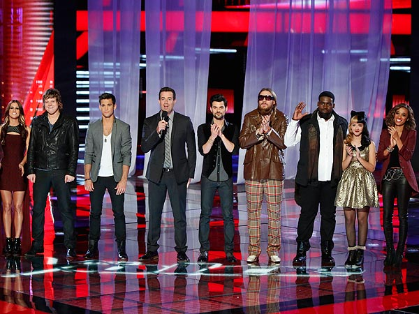 The Voice: Contestants Talk About Song Choices