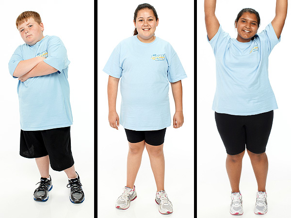 Biggest Loser Season 14 - Meet the Teens Competing on the Show