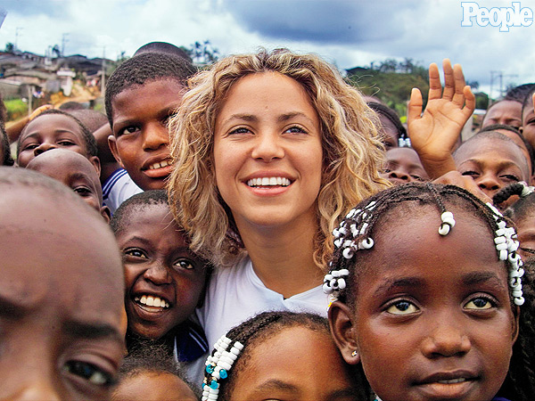 Shakira's Foundations Are Transforming Thousands of Kids' Futures