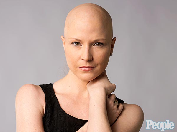 Diem Brown Reveals Her Bald Look in Emotional Photo Shoot