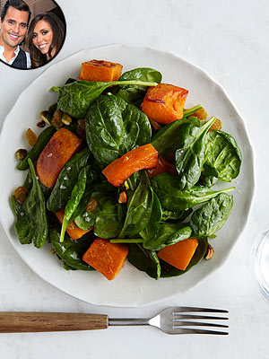 Giuliana & Bill Rancic&#39;s Winter Salad