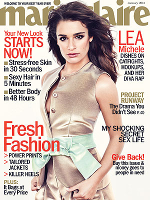 Lea Michele Is Over the 'Super-Frustrating' Diva Rumors