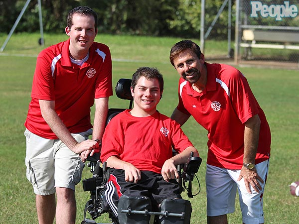 Florida Man Helps Thousands of Disabled Children Play Sports