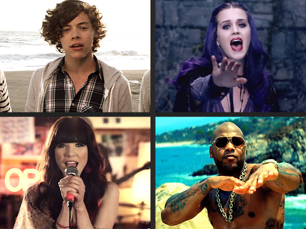 Best Songs of 2012 in One Amazing Mashup