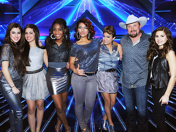 The X Factor: Finalists Sing for Votes