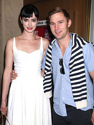Krysten Ritter, Brian Geraghty Are Not Rushing to Marry