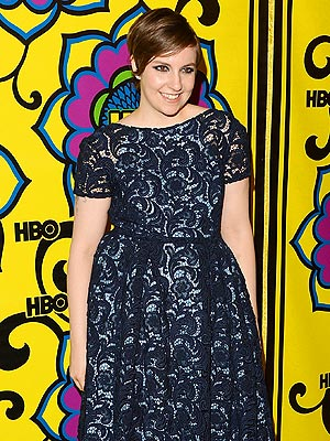 Lena Dunham Signs $3.5 Million Book Deal