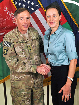 Former Petraeus Paramour 'Very Grateful' for Husband's Support