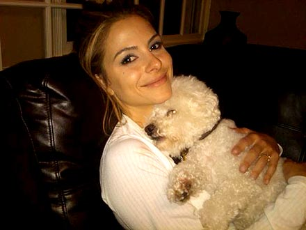 Dancing with the Stars: Maria Menounos Neglects Dogs