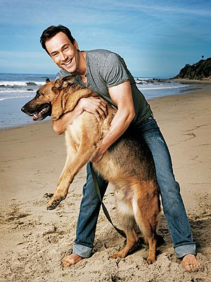 Chris Klein's Dog Helped Him Face Alcohol Addiction