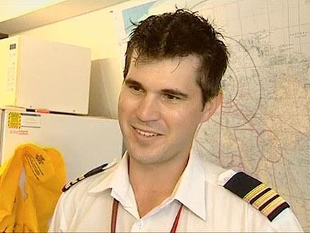 Pilot Finds Snake Onboard Plane