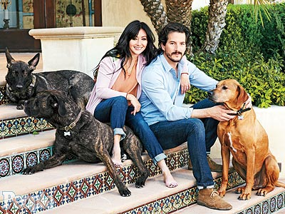 Shannen Doherty's New Puppy Makes Her Question Motherhood