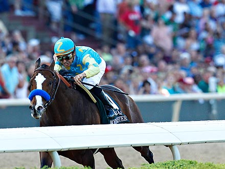 Kentucky Derby: Mike Smith, Gary Stevens Handicap Race
