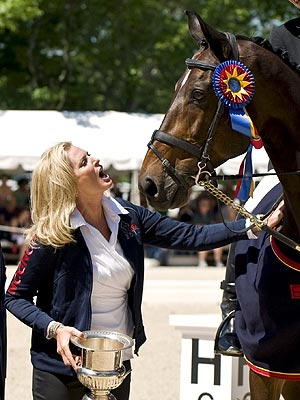 Ann Romney's Horse Rafalca Earns Spot on Olympic Team