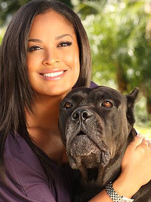 Laila Ali's Dog Dies