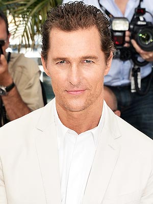 Matthew McConaughey: 'I'm Not Changing Diapers'