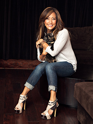 Carrie Ann Inaba Launches Animal Fou