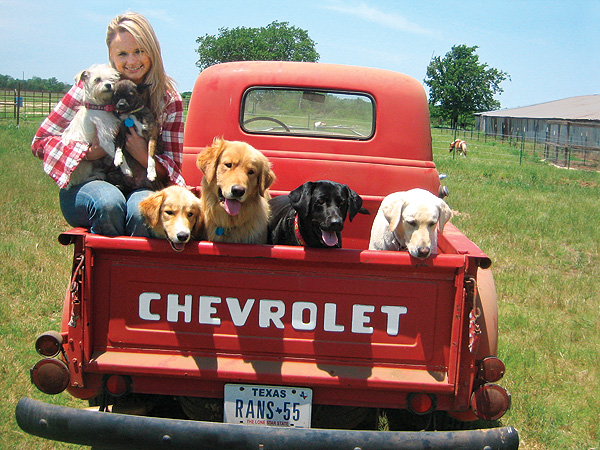 Miranda Lambert: My Dogs Are My Children