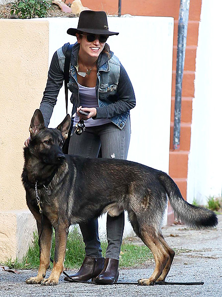 Stars and Their Pets: Nikki Reed's Cali Cutie