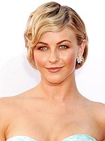 Try On Julianne&#39;s Emmy Updo!