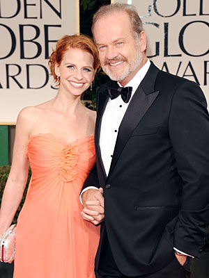 Kelsey Grammer: Golden Globe Winner and Dad to Twins Soon!