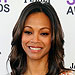 10 Style Standouts at the 2012 Independent Spirit Awards | Zoe Saldana