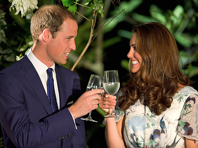 Prince William & Kate Middleton's Pregnancy Clues in 5 Clicks
