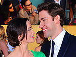 Red-Hot Couples of the Red Carpet | Emily Blunt, John Krasinski