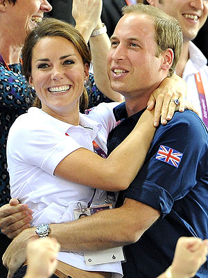 Prince William 'Absolutely Dreading' Getting Caught on Kiss Cam with Kate