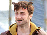 See Latest Daniel Radcliffe Photos