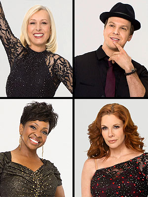 Dancing with the Stars Results: And the First to Go Is ...