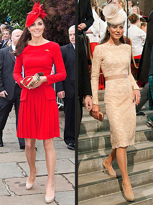 Kate Middleton Style: Jubilee Dresses