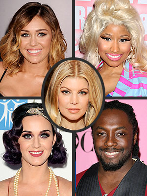 American Idol: Katy Perry, Nicki Minaj, Miley Cyrus Considered for Judge Job
