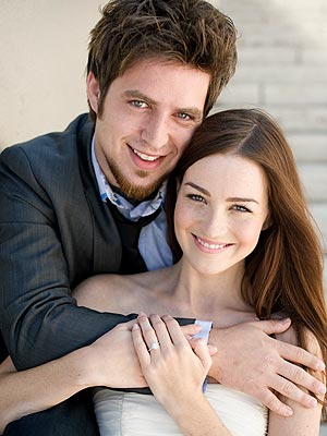 American Idol's Lee DeWyze Weds in California: PEOPLE Exclusive