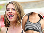 Stars&#39; Get-Fit Fashions | Maria Menounos