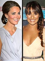 The Hottest Updos, Braids & Ponytails for Summer! | Kate Middleton