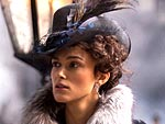 Keira in Costume: See Exclusive Anna Karenina Shots | Keira Knightley