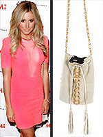 I Really Love My...Ashley&#39;s Bag & More! | Ashley Tisdale