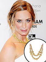 Celeb-Worthy Bling for a Bargain | Emily Blunt