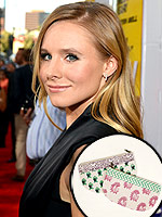 Stars Reveal Their Fave Gifts to Give | Kristen Bell