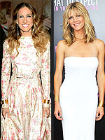 Would You Wear These Trends? | Brooklyn Decker, Eva Green, Sarah Jessica Parker