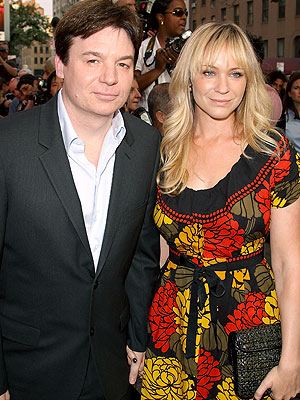 Mike Myers to Be a Dad