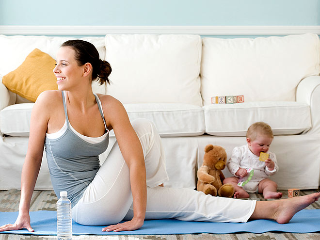 5 Tips to Make Post-Baby Exercise a Success