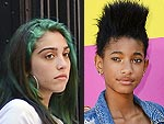 Star Kids' Cute & Quirky Hairdos | Lourdes Leon
