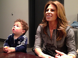 All aboard! Jillian Michaels's Family Road Trip