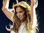 Photos: J.Lo&#39;s Electrifying Performance on Idol Finale