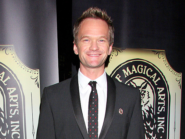 Abracadabra! Neil Patrick Harris Makes Some Magic in Hollywood